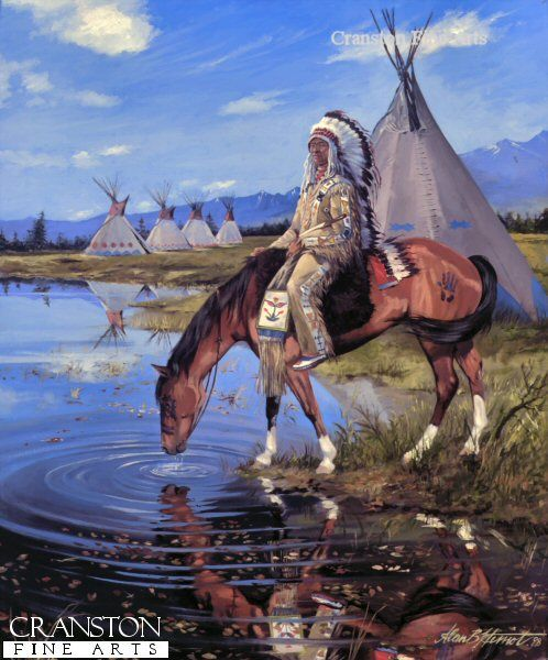 Native American Indian Art | Native American Indian Art Prints