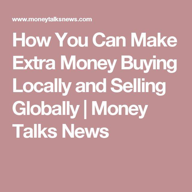 how to make money locally