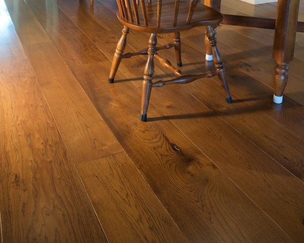 Hickory wood flooring and distressed wood flooring from for Distressed wood flooring