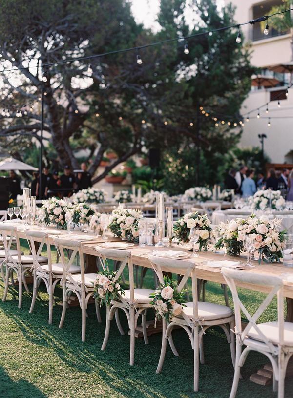 Rancho Palos Verdes Beachside Wedding At Terranea Resort Wedding