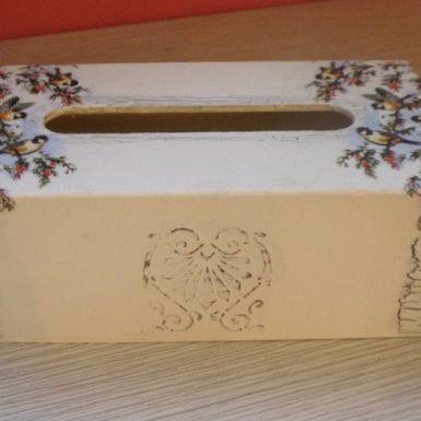 Box na servítky za 7,50€ | Jaspravim.sk
