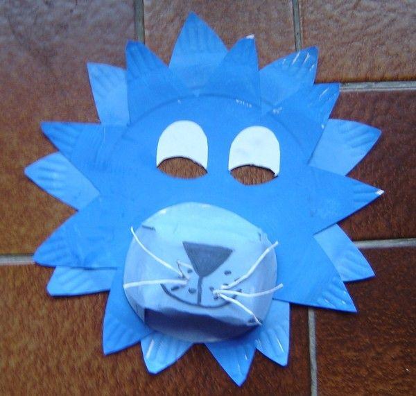masque de lion (fin)
