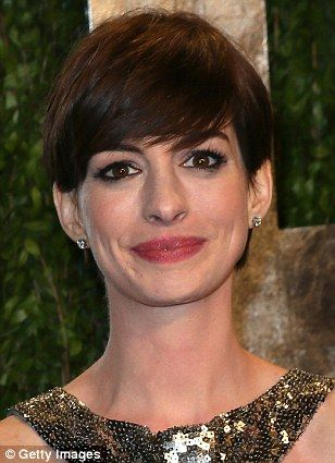 Anne Hathaway and Miley Cyrus are my hair idols!': Emma Willis ...