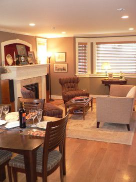 1000 Ideas About Small Living Dining On Pinterest Rustic Family Rooms Small Living And Cheap