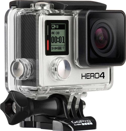 New GoPro Hero4 firmware is announced