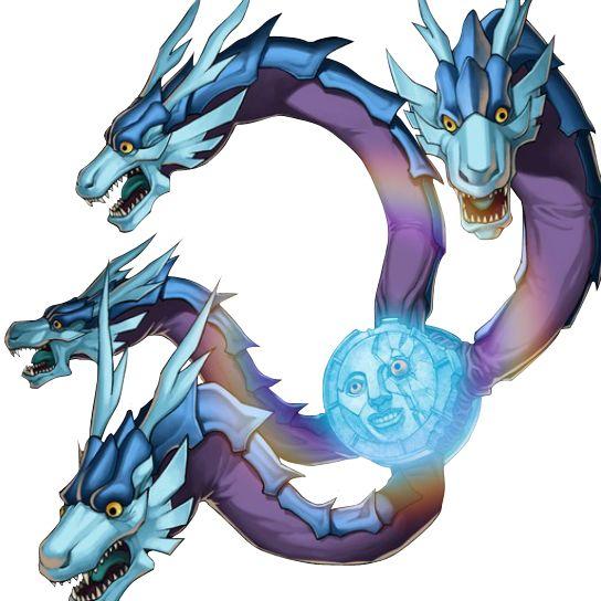 ForgetMeNot: Животные драконы