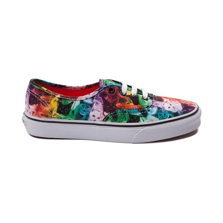 Vans Rainbow Shoes