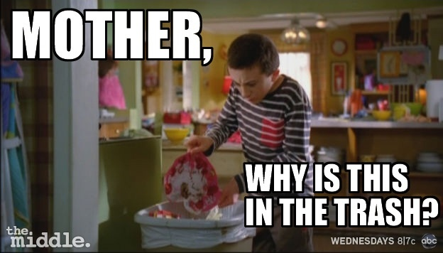#TheMiddle one of my favorite episodes :)