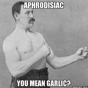L'ail est-il vraiment aphrodisiaque?