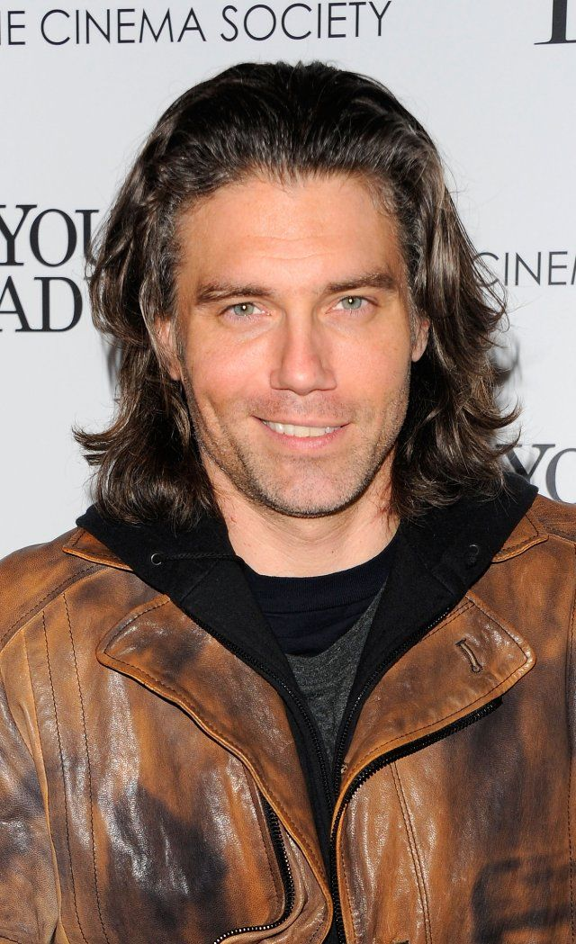 "Anson Mount - Lead Actor on AMC's ""Hell on Wheels.""  Major yum!"