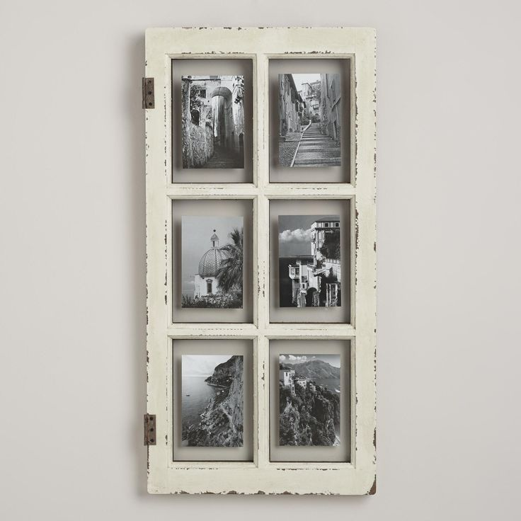 Window Pane Wall Decor 17 best picture frames! images on pinterest | picture frames