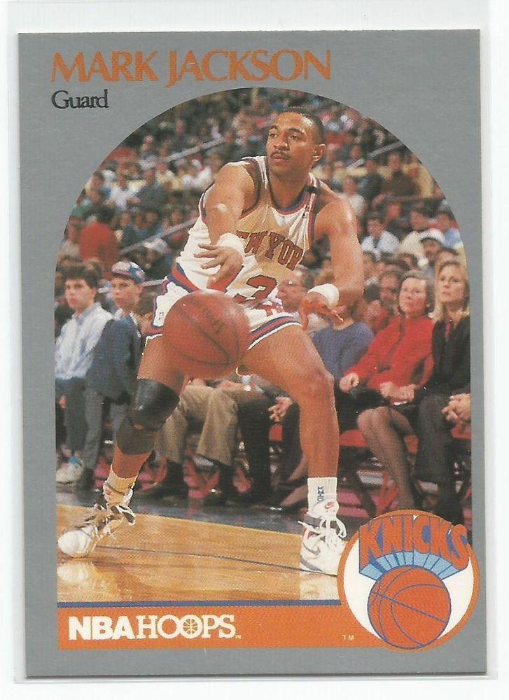 Menendez Brothers In Background Trading Card Mark Jackson