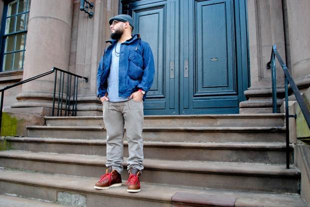 Streetsnaps: Frank The Butcher: Butcher Photos, Hiking Boots, Boston, Treu Bleu, Bleu Imageri Hypebeast, Bleu Imageri Streetsnap, Style Samples, Men Apparel, Massachusetts Photography