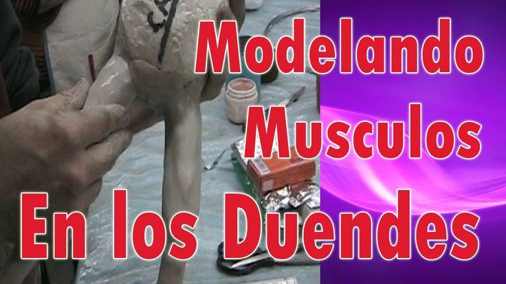 Duendes:Como hacemos los  musculos