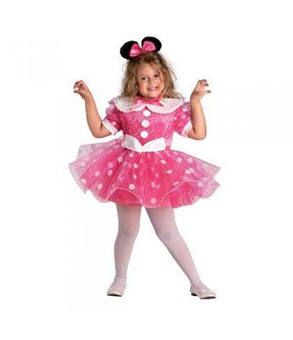 Ποντικούλα μπαλαρίνα  Ροζ Στολές για μικρά παιδιά
