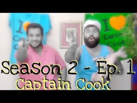 Captain Cook (Season 2 - Episode 1) - Tο Σάντουϊτς του Καίσαρα - BeRi Pr...