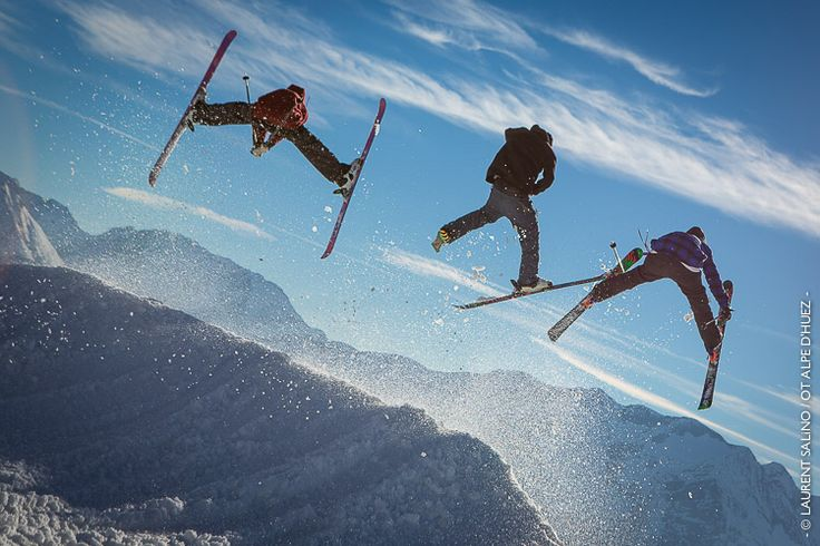 Freestyle - Alpe d'Huez