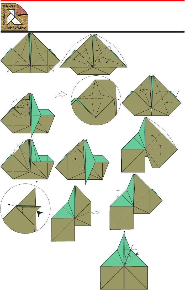 21 besten origami bilder auf pinterest origami. Black Bedroom Furniture Sets. Home Design Ideas