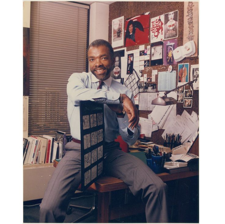 Imagine if Mad Men had a strong black man.  He existed. His name was Tom Burrell.