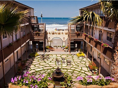 Ocean Beach Hotel San Diego Weddings Southern California Reception Venues 92107