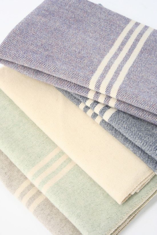 Lina Rennell Wool Throw