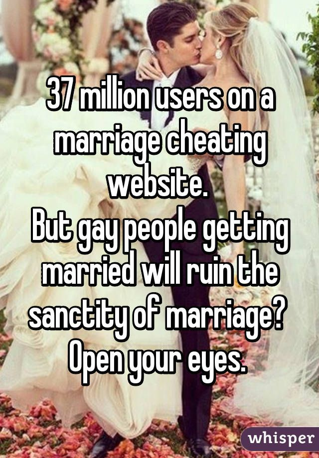 married and cheating website