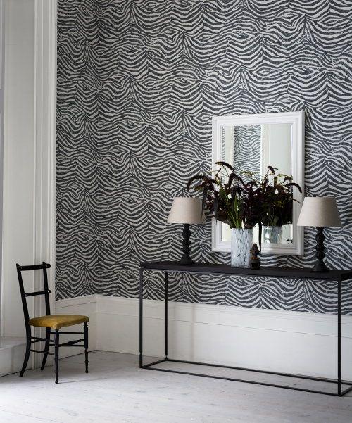 25 beste idee n over zebra behang op pinterest bamboe spiegel bamboe behang en zebra - Behang zebra ...