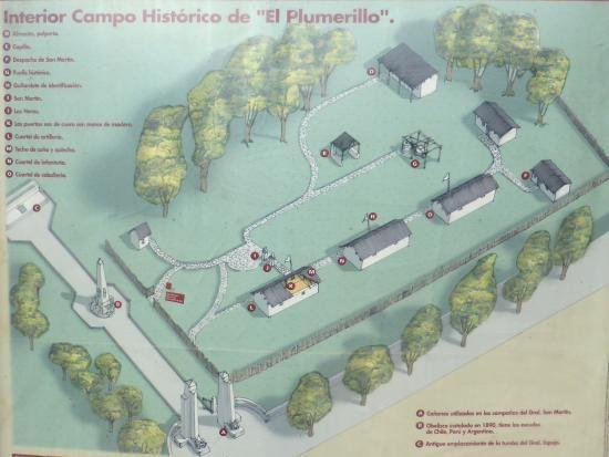 ACTUAL INTERIOR del CAMPO HISTORICO