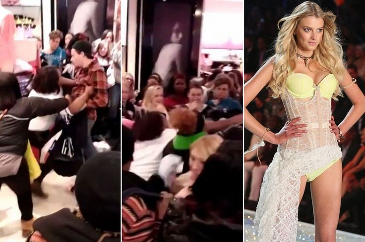 The Worst of Black Friday 2014: Brawls Over Panties, TVs and Other Insanity (VIDEOS)