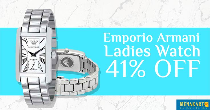 New Arrival Emporio Armani Ladies Watches Online