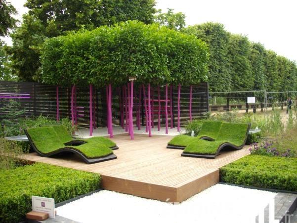 nice garden =)
