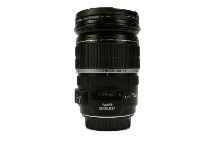 Canon EF-S 17-55mm F2.8 IS USM Zoom Lens
