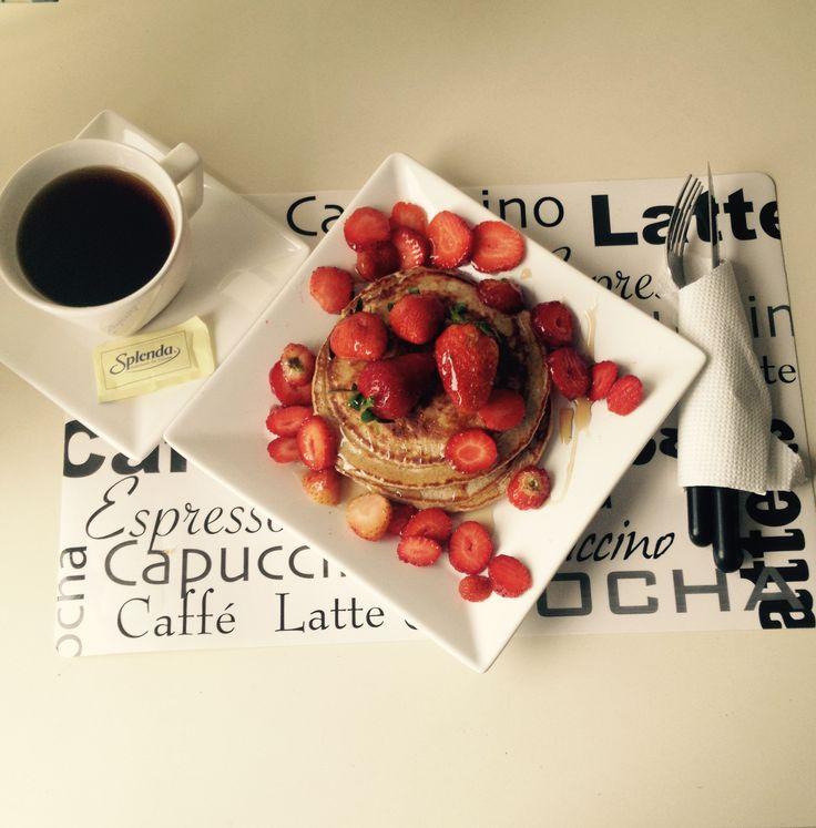 Desayuno saludable yummy