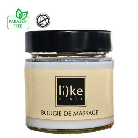 Ζεστό λάδι μασάζ  για χαλάρωση,αναζωογόνηση ψυχική,σωματική και πνευματική.Από βούτυρο που εξάγεται από το καρπό του Αφρικανικού δέντρου Καριτέ.Το Shea Butter στη κοσμετολογία θεωρείται άριστο προστατευτικό,επουλωτικό,θρεπτικό και αναπλαστικό των κυττάρων του δέρματος με αντιγηραντικές ιδιότητες.Επιλέξτε ανάμεσα σε πέντε εξωτικά αρώματα και ταξιδέψτε μαζί τους. ΧΩΡΙΣ PARABENS KAI ΑΛΛΑ ΧΗΜΙΚΑ ΠΡΟΣΘΕΤΑ