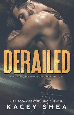 Lisa Loves Literature: Release Blitz with Giveaway: Derailed (Off Track Records Series) by Kacey Shea