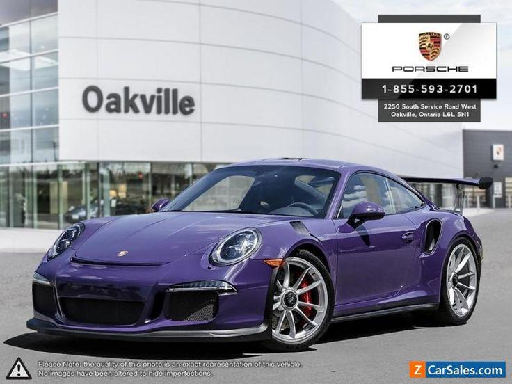 2016 Porsche 911 #porsche #911 #forsale #canada
