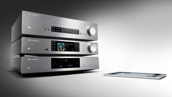 Cambridge Audio CXC : Lecteur audio CD à mécanisme Servo S3