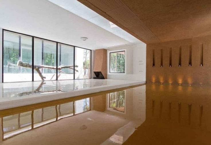 Modern Amir Villa designs with pools