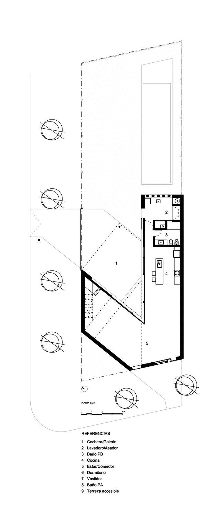 Alfonsina House / CEKADA-ROMANOS Arquitectos