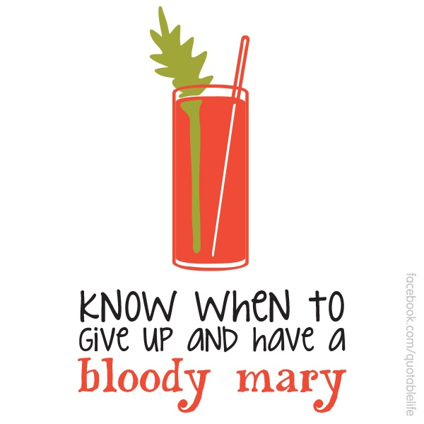 bloody mary drink clipart - photo #27