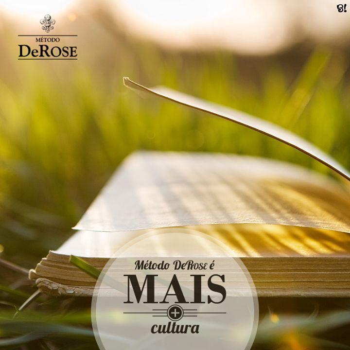 Método DeRose é mais Cultura!