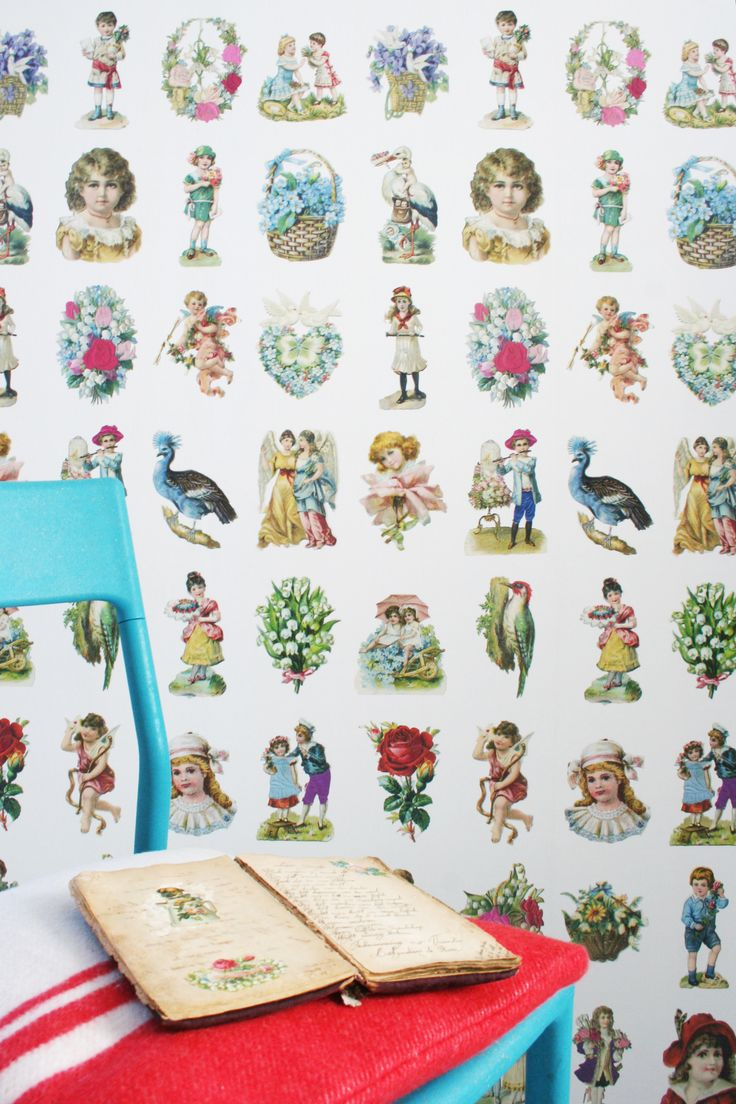 1000+ images about Studio Ditte - Behang / Wallpaper / Interieur ...