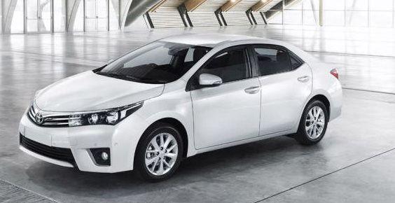 New Toyota Corolla 2014 Price in Pakistan, Pictures, Specs