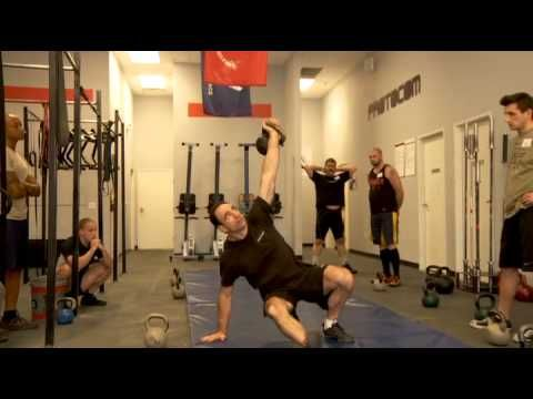 "▶ CrossFit - ""The Turkish Get-Up Series: The Steps"" with Jeff Martone (Journal Preview) - YouTube"