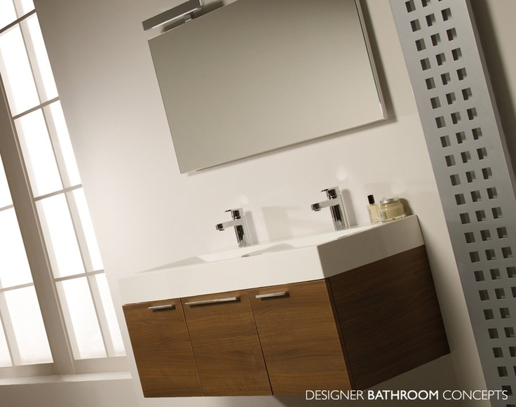 Envy Designer Illuminated Bathroom Mirror From DesignerBathroomConcepts Roper RhodesBathroom