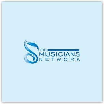 Logo musicali di etichette discografiche studi di registrazione e band