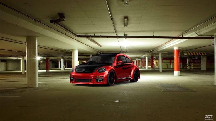Volkswagen Beetle 2012 3DTuning