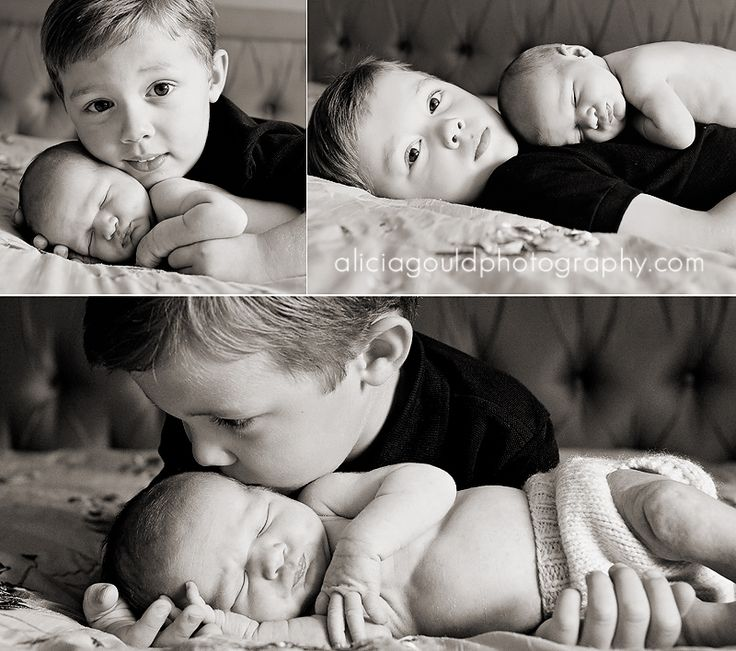 brother & baby