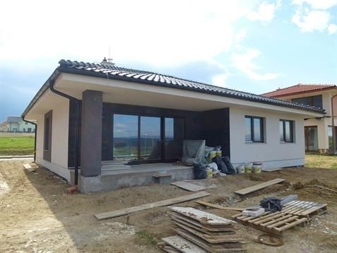 Bungalov O120 Výstavba Projekte, Haus