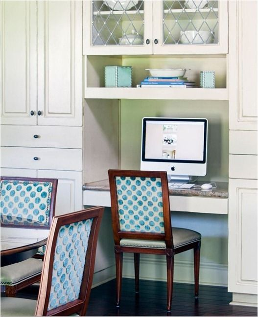 Kitchen Office Nook Plans: 1000+ Ideas About Kitchen Office Spaces On Pinterest